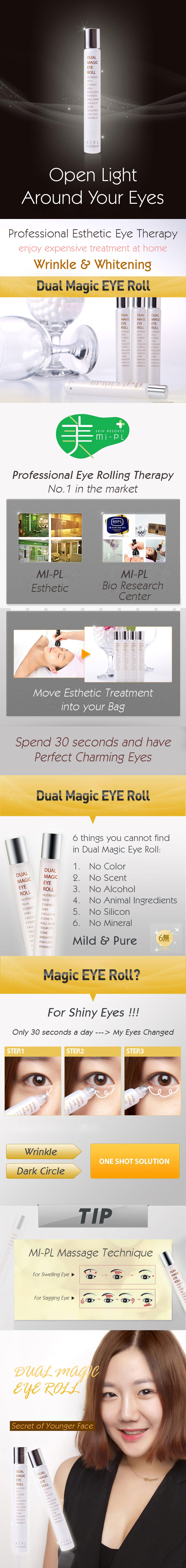 MI-PL Dual Magic Eye Roll
