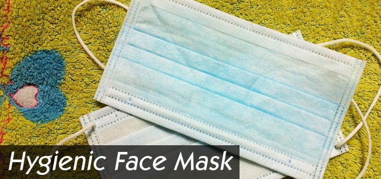 Clean Mask - 3-Ply 50pcs / box Disposable Face Mask