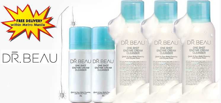 Dr. Beau -One Shot Enzyme Bubble Cleanser