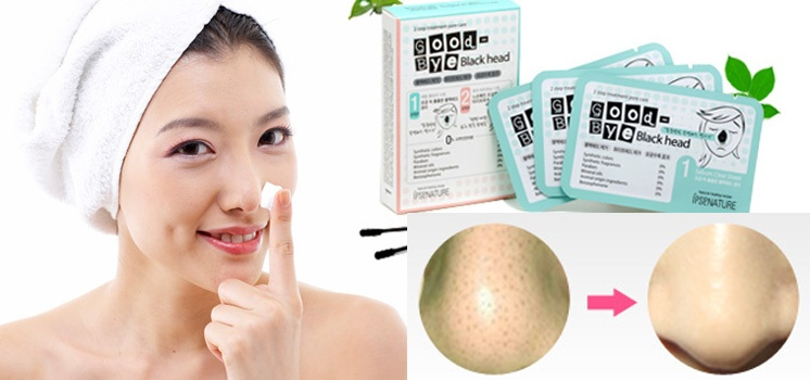 Good-Bye Black Head 2-Step Kit - 8+8 Promo Set