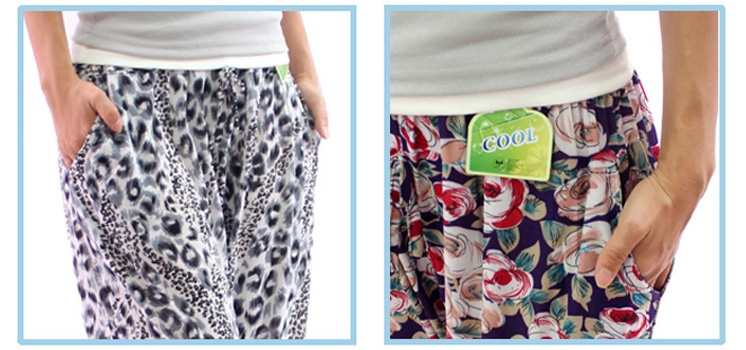 Ice Cool Fabric Comfort Pant Set of 2 Designs