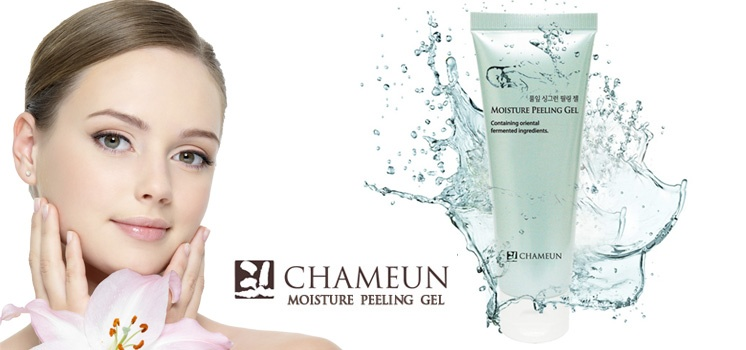 Chameun Moisture Peeling Gel - Softly & Gently Peel for Face & Body!