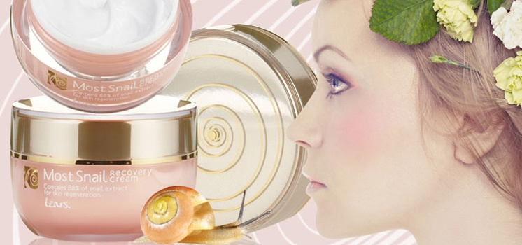 Tears Most Snail Recovery Cream - Turn Your Skin Like BABY!