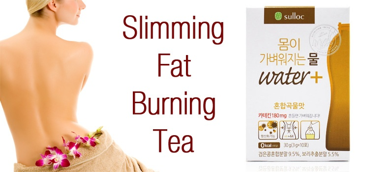 Sulloc Slimming Fat Burning Tea (3gx10packs)